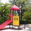 【公園・おでかけ】夙川公園遊びからの子連れランチ♪ひろばカフェ@西宮市立中央図書館