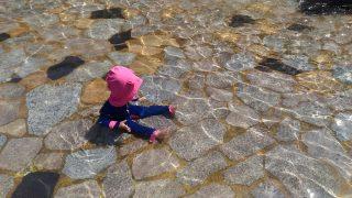 【おでかけ】幼児の水遊びに♪西宮から車ですぐ!南芦屋浜ウォーターパーク