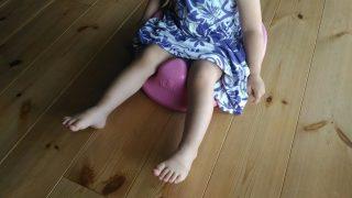 【子育てグッズ】2歳の夏・・・ゆる~くトイトレはじめました♪