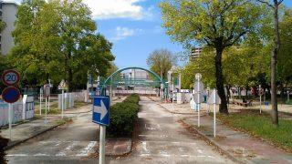 【公園】本物(みたいな)道路と標識で遊べる♪西宮交通公園(と、東三公園)に行ってきました!
