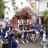 【おでかけ】秋の苦楽園地区の風物詩♪越木岩神社のだんじり!@松風公園