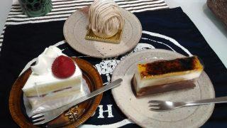 【ケーキ屋&パン屋記録】GIVERNY&三本松ぱん@苦楽園口