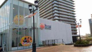 【おでかけ】神戸アンパンマンミュージアムレポ②何歳から楽しめる?ミュージアムに入る価値はあるの?と、ハーバーランドumie駐車場が最強な件