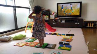 【英語教育】ワールドワイドキッズ(WKE)を1年使ってみてのレビュー!2歳半の娘、今の英語力は?