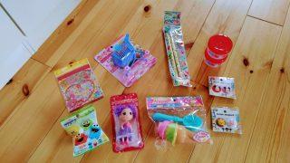 【おもちゃ】2歳半の女の子がえらぶ、100均のおもちゃ!子どもが喜ぶ100均のおもちゃ、買い置きのススメ