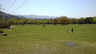 【おでかけ】西宮から一時間強でアクセス!子どもの水遊び&ピクニックに♪緑いっぱいの一庫公園(川西市)は朝早めからがおすすめ
