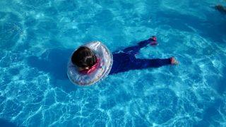 【おでかけ】2~3歳から楽しめる樋之池公園プール♪子連れプールや水遊びに持って行くと便利な持ち物/西宮・苦楽園口