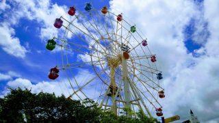 【おでかけ】夏はプール天国♪おもちゃと乗り物がいっぺんに楽しめる、子どもが喜ぶ遊園地☆東条湖おもちゃ王国/兵庫・加東市
