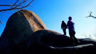 【おでかけ】3歳から行ける!軽登山&ロッククライミング@北山緑化植物園/西宮