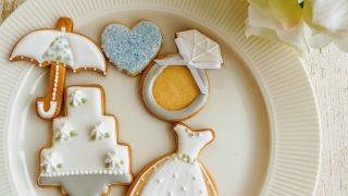 【おでかけ】ウェディング&エルサのクッキー!そのままプレゼントにできちゃう習い事♪西宮市甲陽園アイシングクッキー教室ke'oke'o(ケオケオ)