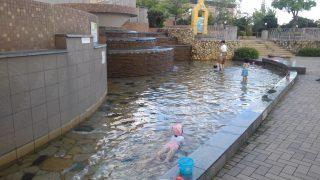 【おでかけ】この夏まだ遊べる南芦屋浜ウォーターパークは、西宮からも近い無料の水遊び場 !