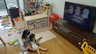 【赤ちゃんとの住み分け】年の差兄弟姉妹問題。リビングに上の子専用の子どもスペースを作りました